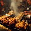 串や 吉衛門 - 料理写真:一焼懸命焼いてます。
