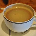ザ・ロビー - コーヒーもたっぷり