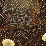ザ・ロビー - 天井の飾り