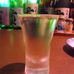産直屋 たか - 日本酒グラス