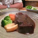 にっぽんの洋食 津つ井 - ビーフシチュー