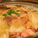 にっぽんの洋食 津つ井 - エビドリア