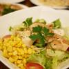 ケッズクラブ - 料理写真:チキンのサラダスパゲッティ 892円