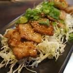 お好みキッチンK  - 広島産もみじ豚の鉄板焼き