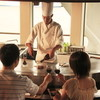 コンチェルト - 料理写真:新鮮なお肉や海鮮類を目の前の鉄板でシェフがお焼します。