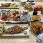 池田屋 - 料理写真:夕食