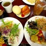 京都北山ダイニング - 野菜