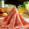 近江源助 - 料理写真:お肉の格によって4段階のコースが♪とろけるお肉は最高級和牛自家製のポン酢や金胡麻のゴマだれで♪