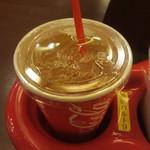新宿バルト9 H&Bコンセッション - まろ茶(緑茶) 300円