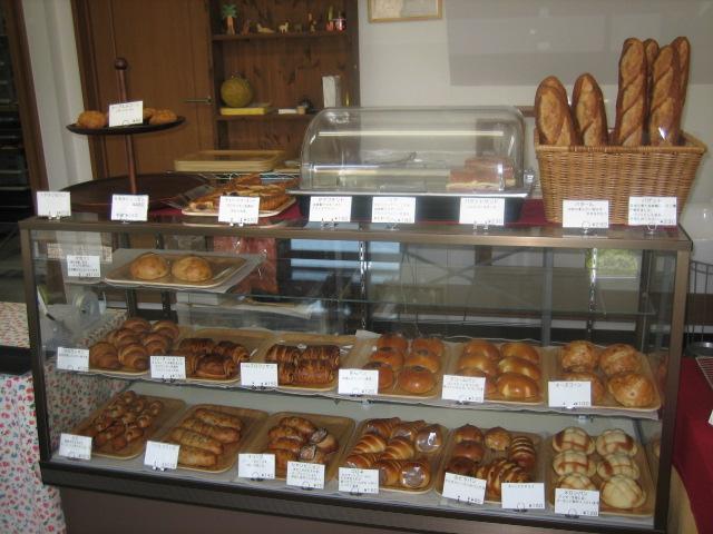 パンの店 おだしま