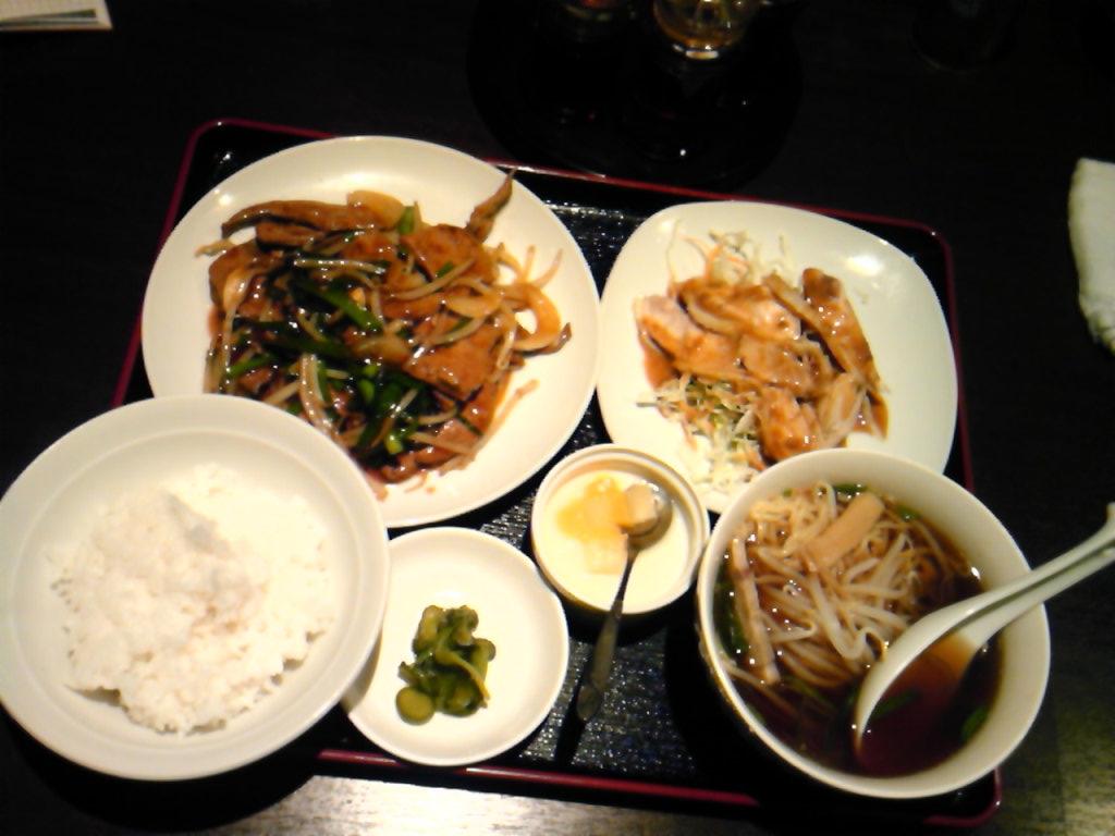 中国料理 西安飯荘 加木屋店