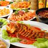 境耘閣 - 料理写真:ボリューム満点のコース料理は食べ飲み放題で2580円から御用意しております!!