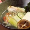 天潮 - 料理写真:甘鯛の酒蒸し