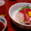とみ本 - 料理写真:お刺身
