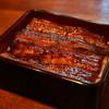 柳ばし - 料理写真:鰻重(2,000円)肝吸いと香の物つき