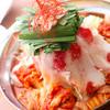 高架下 チエちゃん - 料理写真:チエちゃん特製肉モツ鍋。絶対食べて!美味しいから!!