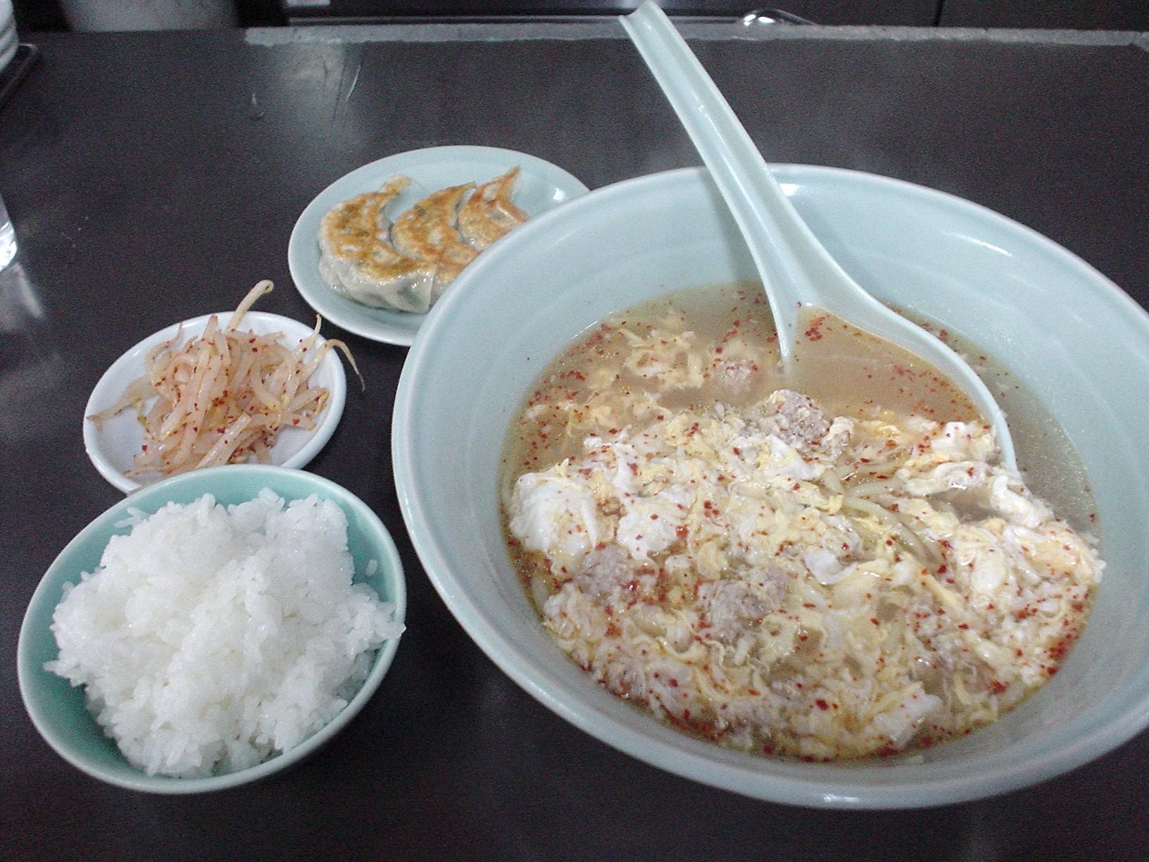 元祖ニュータンタンメン本舗 瀬谷店