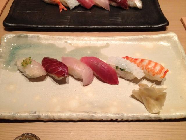 寿司 まつばら