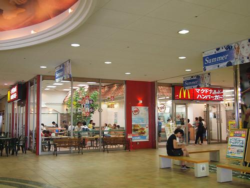 マクドナルド 岐阜オーキッドパーク店