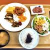 ホテル ルートイン - 料理写真:朝食バイキングの盛付け例(2012年8月)