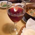 サイゴン・レストラン - これが問題のワイン