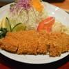 いちにいさん - 料理写真:黒豚とんかつ(ロース肉)