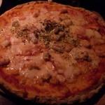 CAFE BAR Funky - シーフードピザ