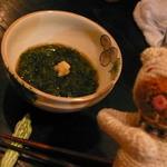 東京アチコーコー - めかぶも滋味なり