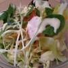 PIZZA&PASTA PASTARIAN - 料理写真:ランチのサラダですよ~♪