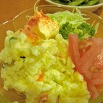ニュー王将 - ポテトサラダ