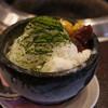 山形黒毛和牛 米沢牛焼肉 仔虎 - 料理写真:雪ごおり