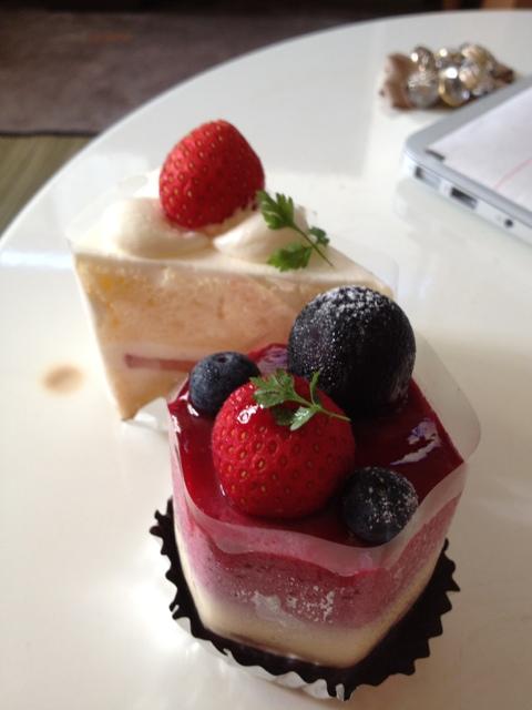 フランス菓子 ブルボン