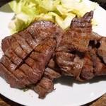 牛たん炭焼き 利久 - 牛タン定食1.5人前
