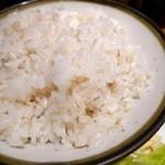 牛たん炭焼き 利久 - 麦飯