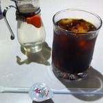 ひまわり - アイスコーヒー300円