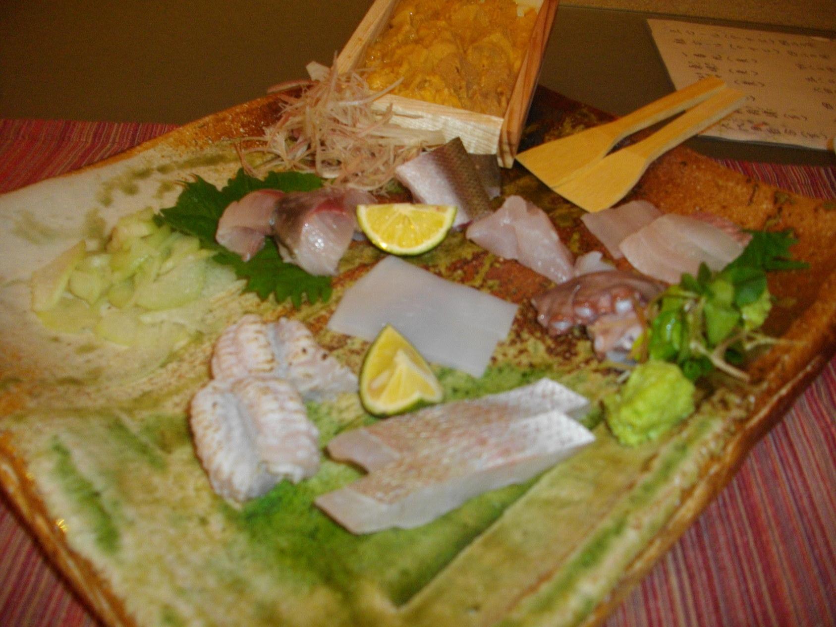 地魚料理 海山