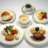 みかわや - 料理写真:お昼のオリジナルセット  \5800