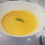 14247725 - カボチャのスープ