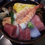 いそ勘 - 海鮮丼