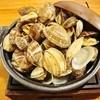 魚鮮水産株式会社 - 料理写真:あさり陶板