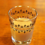 いちょうの木 - カヤラム練乳ココナツの蜜♥(2012/8)