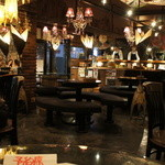 KITCHEN BAR 新目黒茶屋 - アジアンテイストな雰囲気