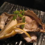 14263083 - 本日のおすすめから 生牡蠣 ¥350-