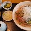 なみき庵 - 料理写真:ぶっかけそば!