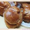 ボンヴィヴォン菓子工房 - 料理写真:ブルーベリーのシュークリーム