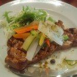 お肉とワイン 関内ビストロ ZIP - 豚ロースグリル