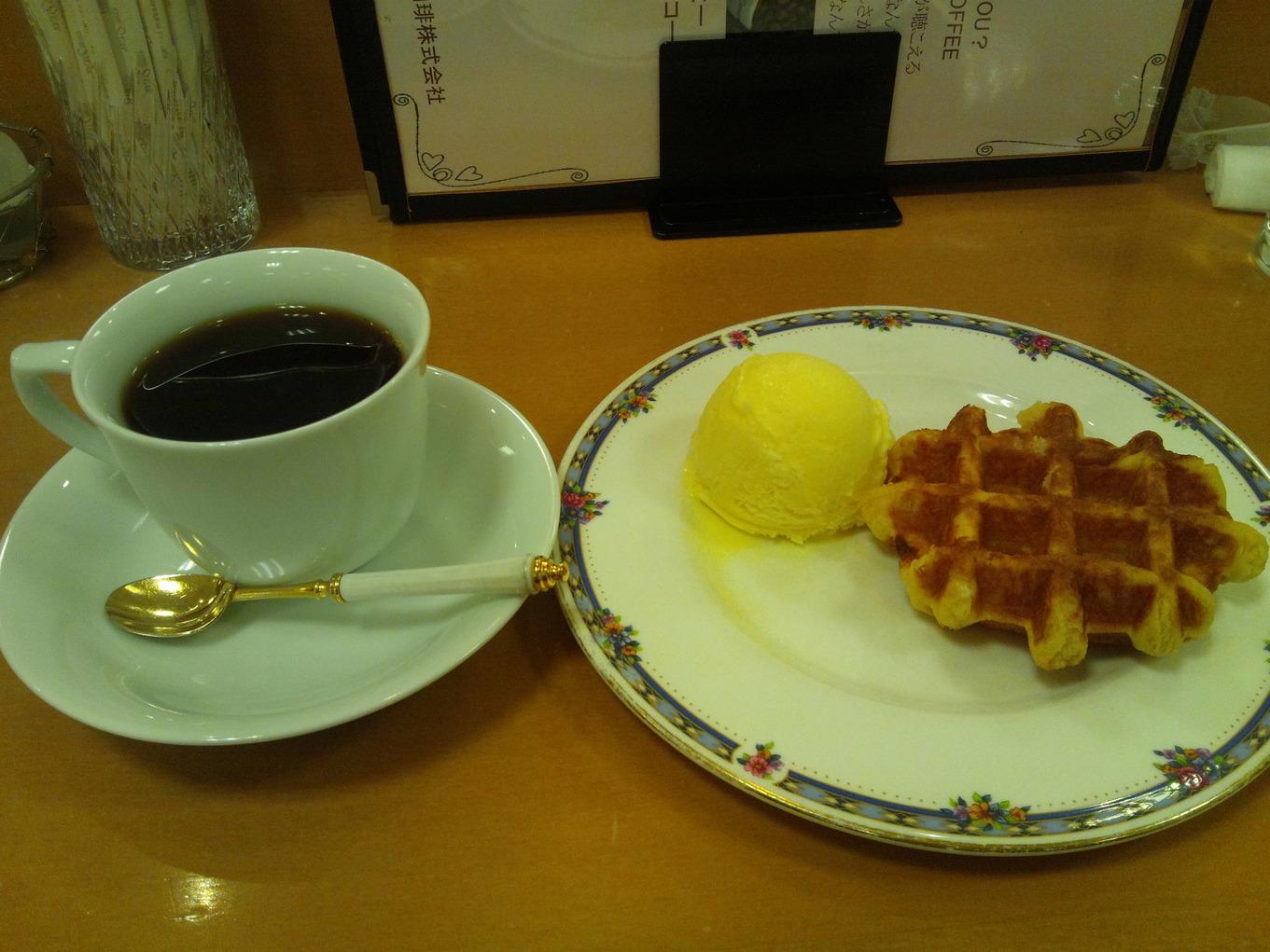 キョーワズコーヒー 下関大丸店