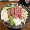 旅館 焼乃湯 - 料理写真:飛騨牛陶板焼1