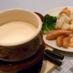 パステル - チーズフォンデュ