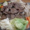 松尾ジンギスカン - 料理写真:焼き開始